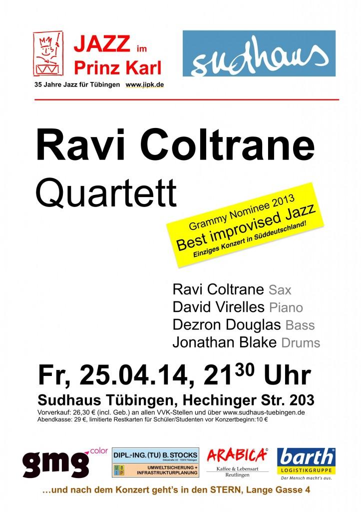 RaviColtrane-Plakat