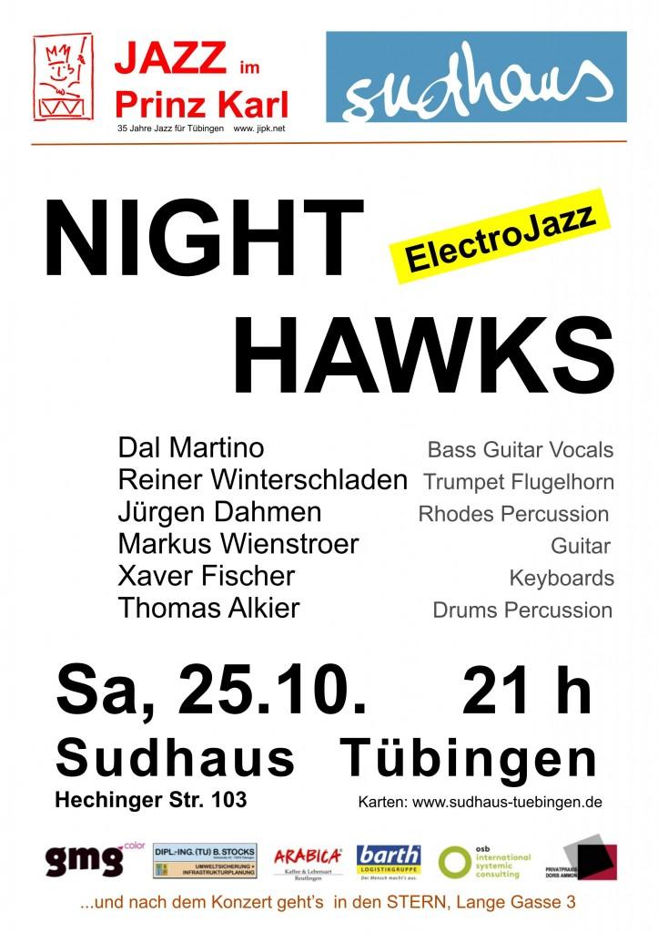 Konzert Nighthawks