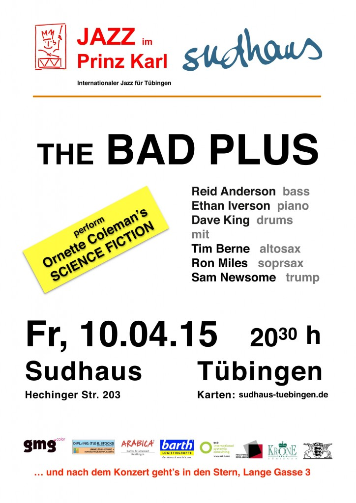 Plakat_Bad_Plus_13_2015